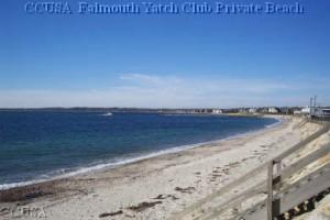 FALMOUTH YACHT CLUB BEACH