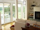cape livingroom window