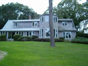 Back Yard  House