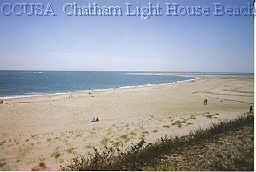 CHATHAM Lighthouse Beach