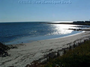 HARWICHPORT WEST Private Beach