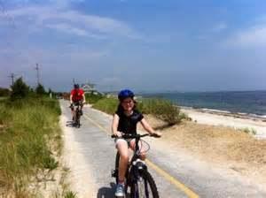 shining sea bike path 1